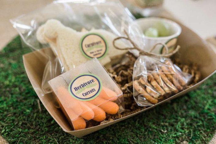 Anniversaire dinosaures - Lunch box
