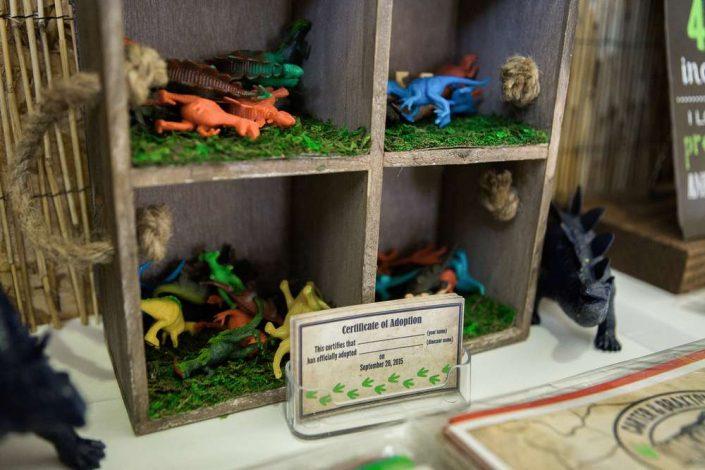 Anniversaire dinosaures - Adopte un dino !