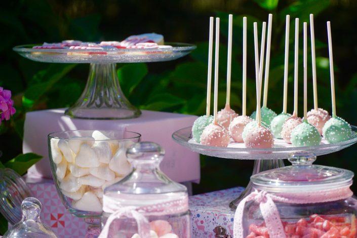 cake pops et autres bonbons