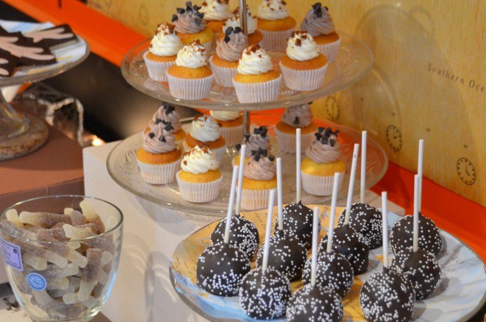 "Sweet Table ""Voyage"" chez Expedia"