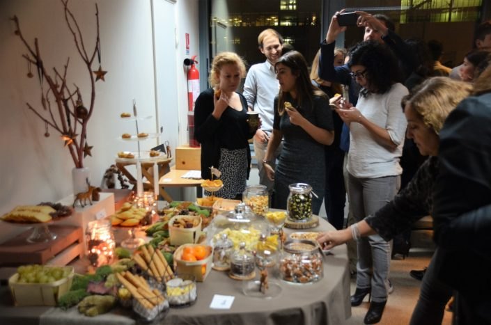 Table d'automne chez Pierre et Vacances par Studio Candy - L'équipe