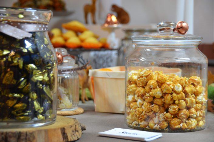 Table d'automne chez Pierre et Vacances par Studio Candy - Popcorn