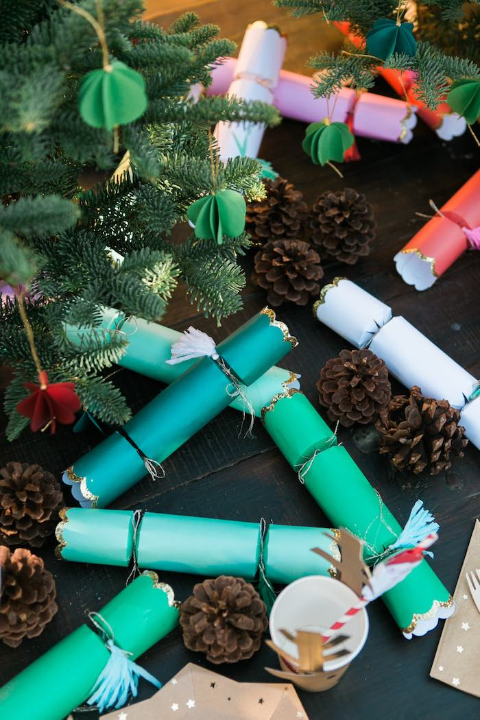 Atelier de Noël par Studio Candy - Crackers