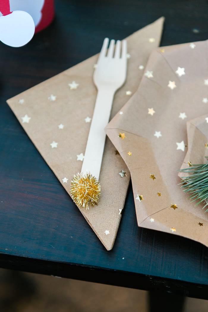 Atelier de Noël par Studio Candy - Fourchette