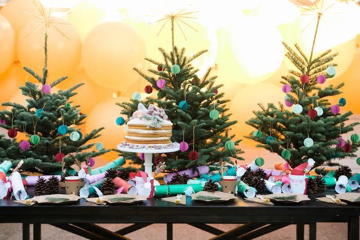 Atelier de Noël par Studio Candy - Sapins
