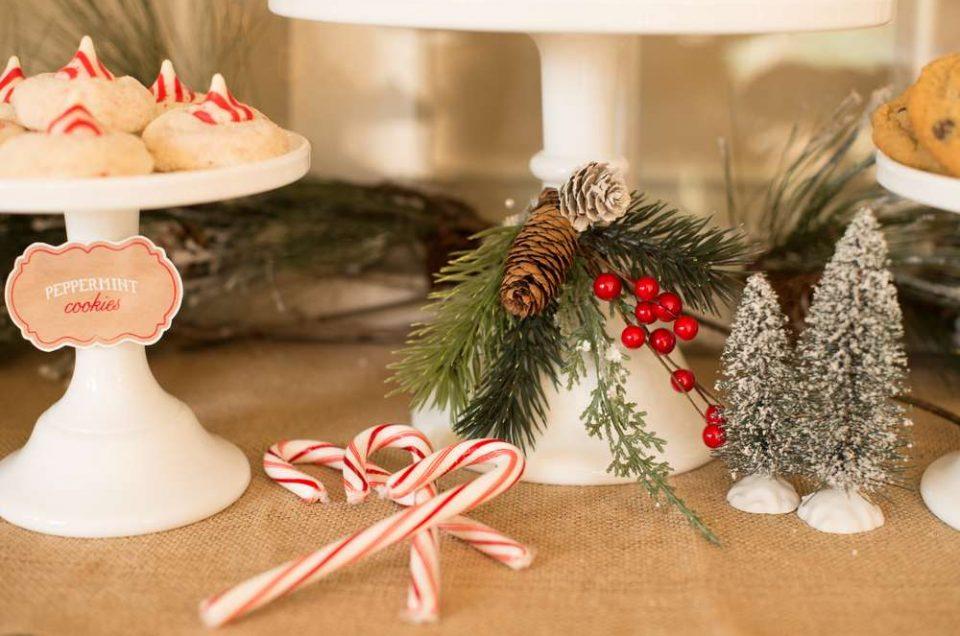 Un joli Noël Cookies & Milk