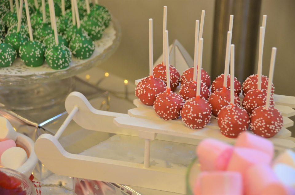 Un Candy Bar Noël chez les étudiants d'IGS