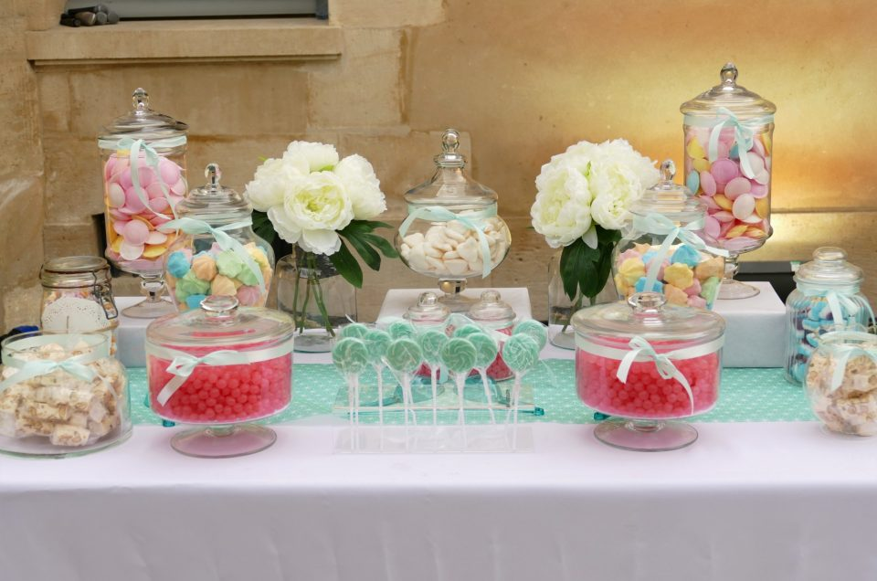 Candy Bar pastel chic