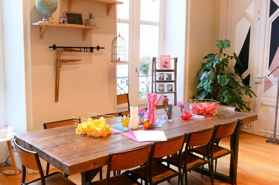 Atelier DIY avec Danone chez Au Féminin