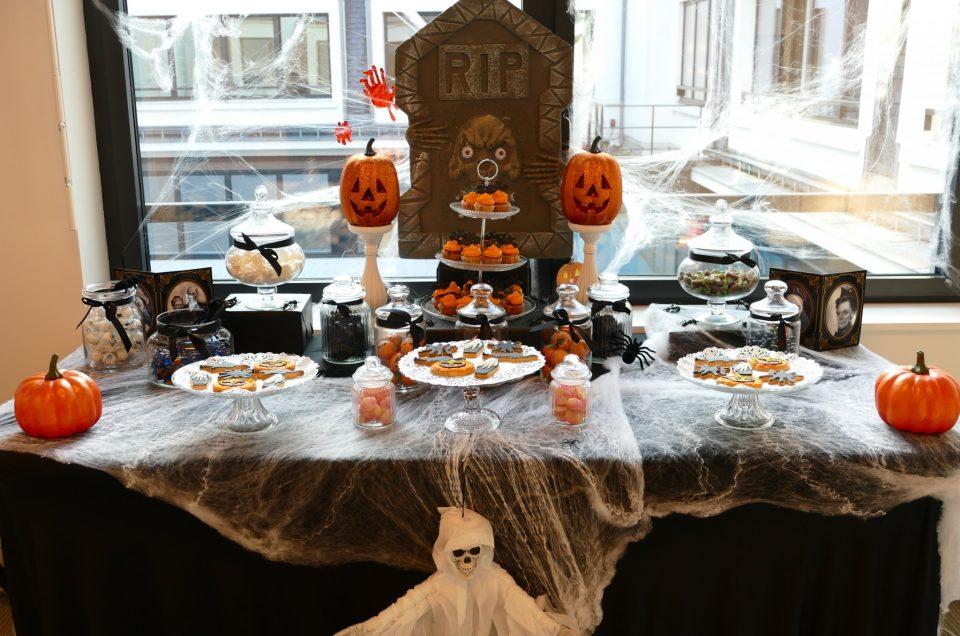 Halloween Party chez Genetec