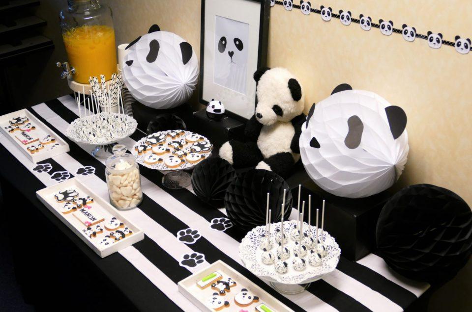 Panda Party !