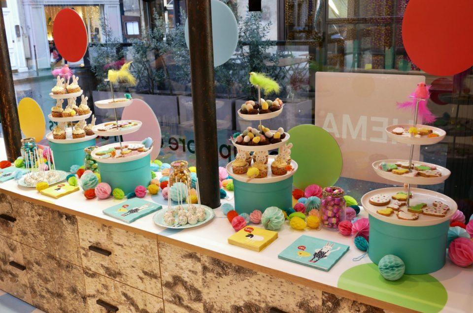 Hema et son pop up store dédié à Pâques
