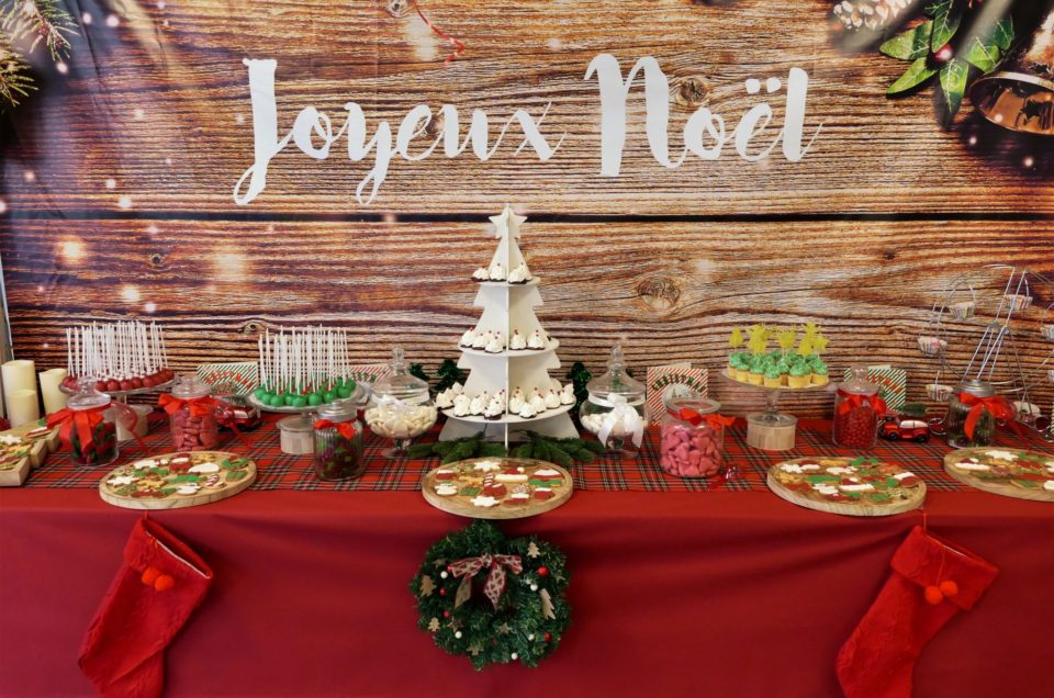 No l archives studio candy - Decoration de noel pour entreprise ...