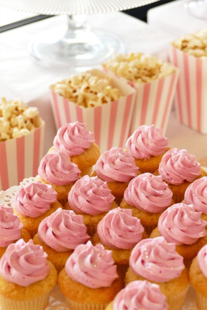 Cupcakes / pâtisseries - réalisé par Studio Candy pour Givenchy