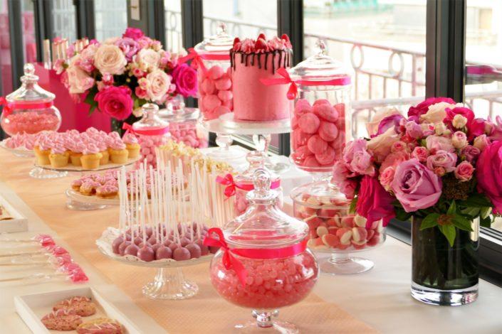 Candy Bar - réalisé par Studio Candy pour Givenchy