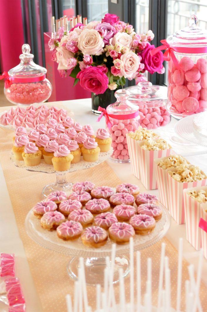 Donuts / Pâtisseries - réalisé par Studio Candy pour Givenchy