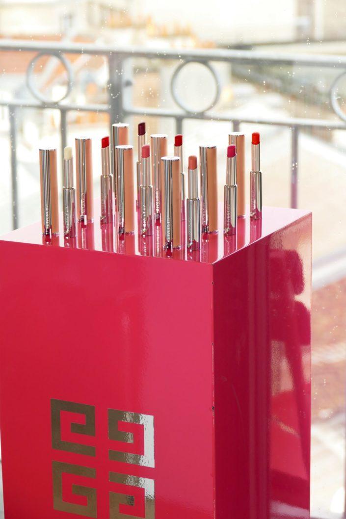 Rouges à lèvres Givenchy