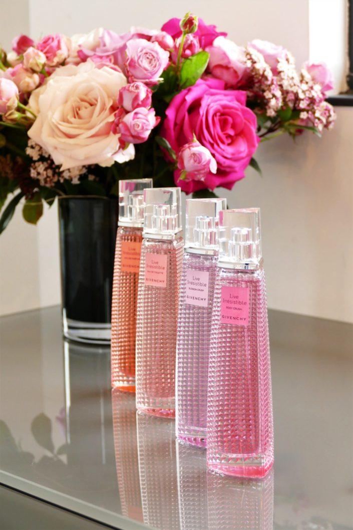 Parfums Givenchy Live Irresistible