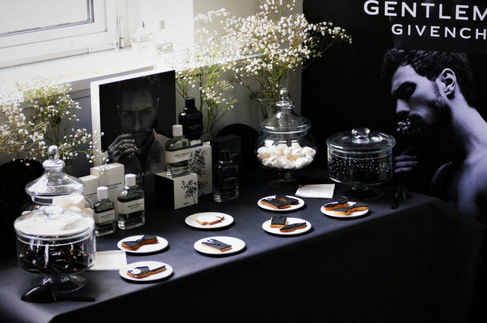 Givenchy lance son nouveau parfum Gentleman