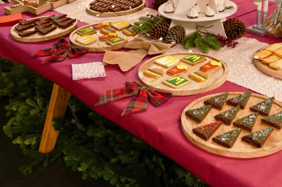 Christmas Party pour Mac Donald's France