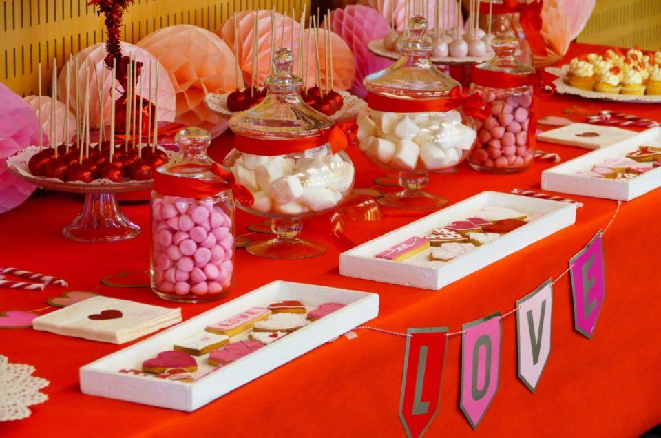 Goûter de Saint Valentin
