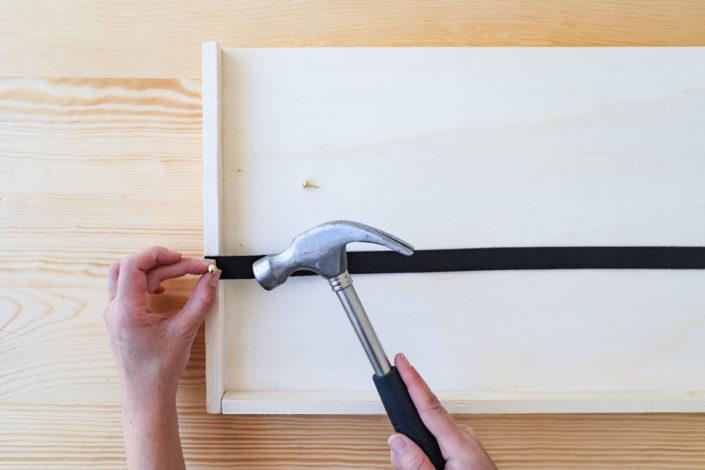 DIY bricolage facile pour créer son étagère pour magazines